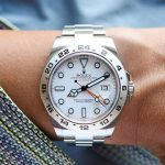 Enhance your Overall Appearance with Rolex Explorer 2 from The Hour Glass