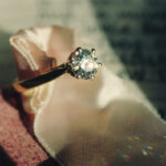 Diamond engagement rings and earrings: the best gift
